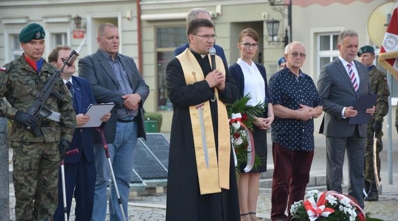 77. rocznicy uczczenia pamięci Polaków zamordowanych Bydgoszcz