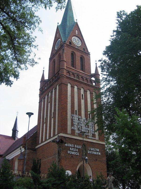 Wycieczka Gietrzwałd – Dylewska Góra – Iława