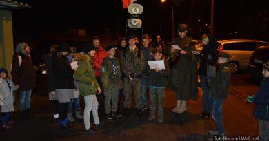 II Marszu Pamięci pomordowanych w Fordońskiej Dolinie Śmierci