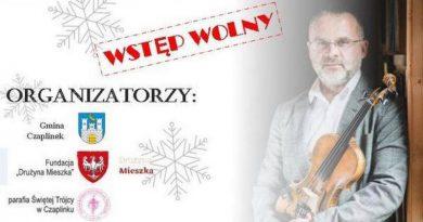 XII Koncert Noworoczny w Czaplinku