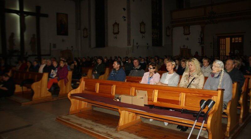 Koncert Tomasza Bateńczuka w Czaplinku