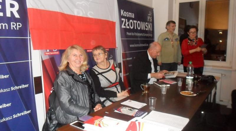 Spotkanie z Małgorzatą Jarocińską