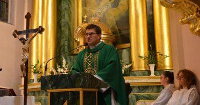 Msza św. z okazji 77 rocznicy egzekucji na Rynku w Fordonie