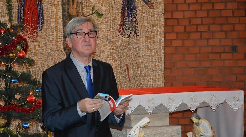 Spotkanie z poezją Wiesława Trzeciakowskiego