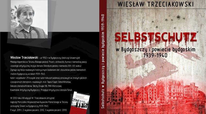 Promocja książki Wiesława Trzeciakowskiego