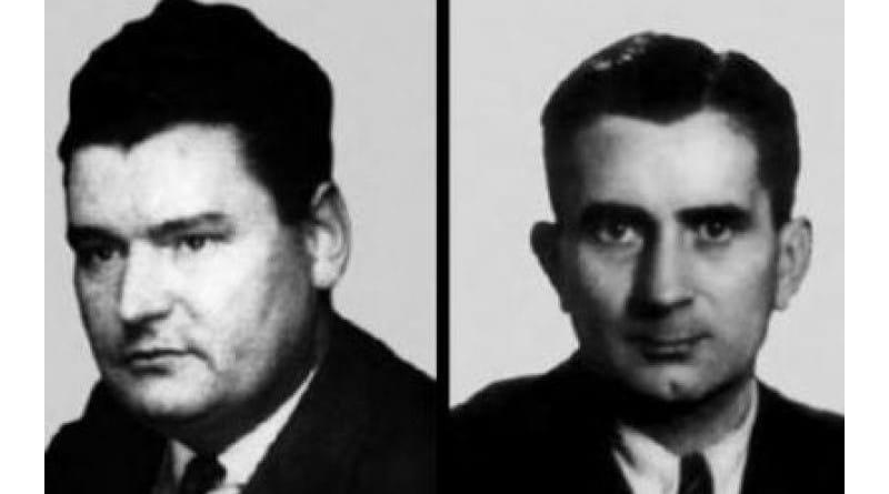 Henryk Sławik i Józef Antalla