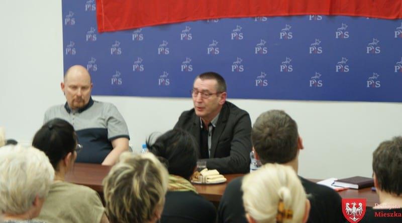 Spotkanie z Januszem Walentynowiczem