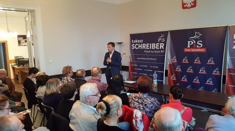 Spotkaniez Łukaszem Schreiberem