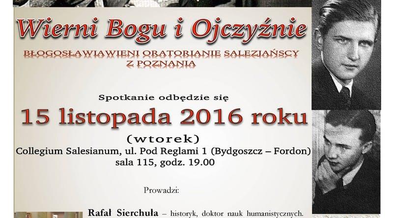 Spotkanie z dr Rafałem Sierchułą